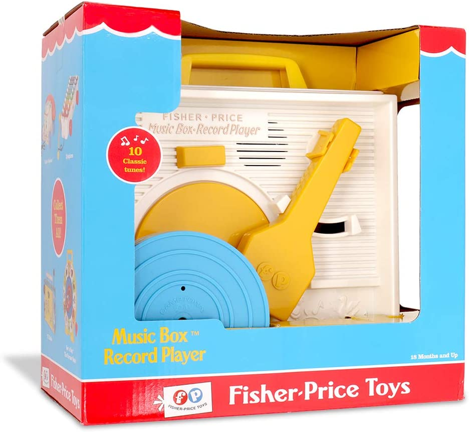 Amazon.es: Fisher-Price - Clásicos Registro del Jugador (Mattel)