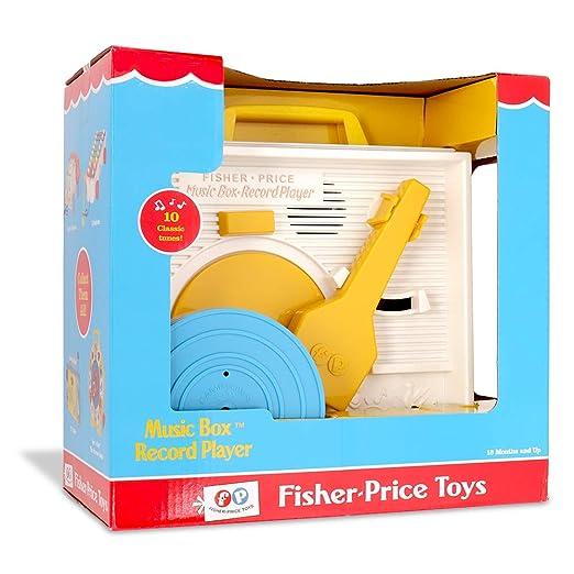 Amazon.es: Fisher-Price - Clásicos Registro del Jugador (Mattel)