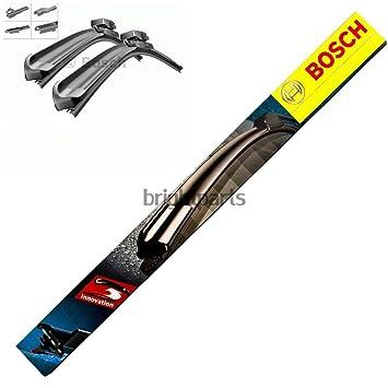 Bosch AM462S 3397007462 Aerotwin - Escobillas limpiaparabrisas delanteras: Amazon.es: Coche y moto