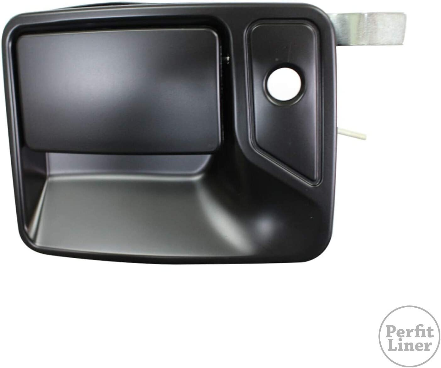 Front Door Glass Compatible with 2013-2016 Ford Super Duty F-250 F-450 Driver Side F-350