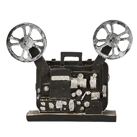 Reproductor de película Estilo vintage Artificial Resina Material ...