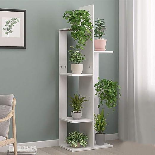 Puesto de plantas Soporte de flores vertical de múltiples capas ...