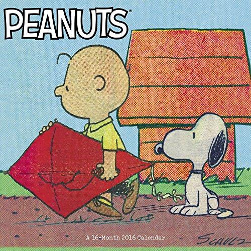 Peanuts Wall Calendar (2016)