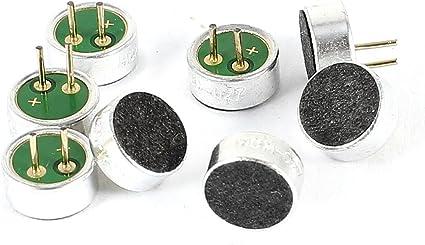 5 pieces Microphones CONDENSER 2.2 X 6mm