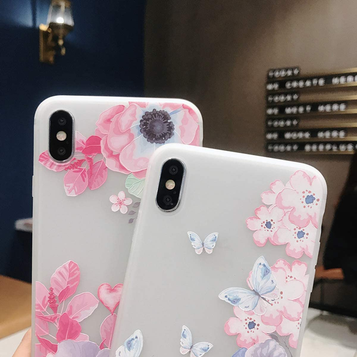 White Leopard Pattern No Glitter GLBYDLO Leopard Case for New iPhone 11 Pro Max Cute Case for Girls Women Slim Thin Soft TPU Silicone Protective Phone Case Cover for iPhone 11 Pro Max 6.5 inch