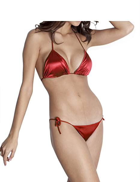 9bd394ac75 You Forever Solid Maroon Lingerie Sets  Amazon.in  Clothing ...