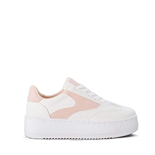 Zapatillas de Mujer Blancas Sneakers SS19 (36)