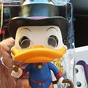 Disney Figura de Vinilo Scrooge McDuck, colección Duck