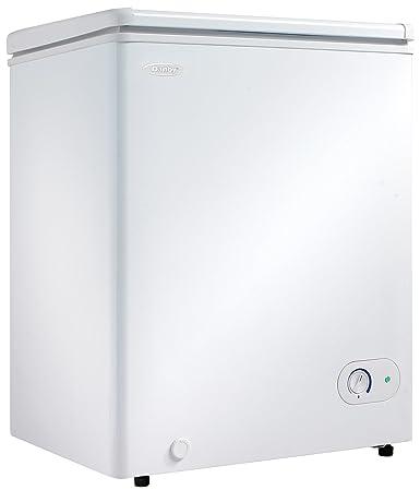 amazon com danby dcf038a1wdb1 3 chest freezer 3 8 cubic feet rh amazon com