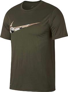 cd4f6b6f0edde Amazon.com  NIKE New Men s Qt Sleeveless Elite Graph Shirts Bright ...