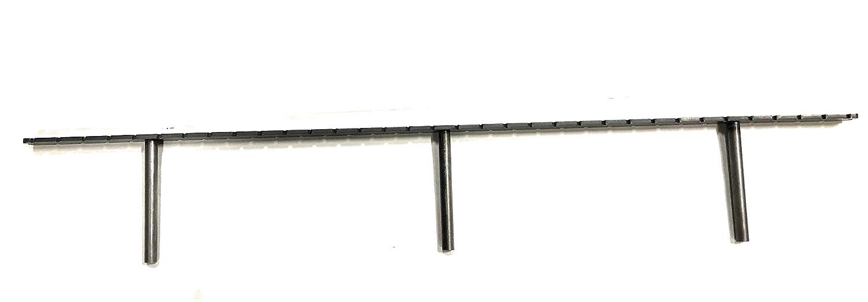 Floating Shelf Bracket for Standard Lumber - 10, 3 Heavy Duty