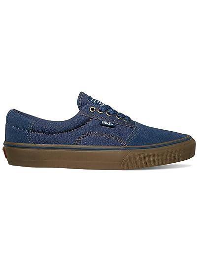 d949cc0d47 Vans Mens Rowley (Solos) Navy Blue Skate Shoe (7.5)
