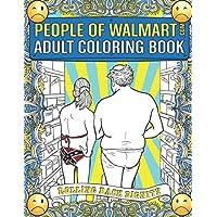 People of Walmart.com Adult Coloring Book Paperback Deals