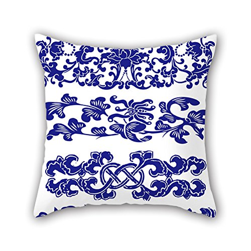 Toile Roll Pillow - 6
