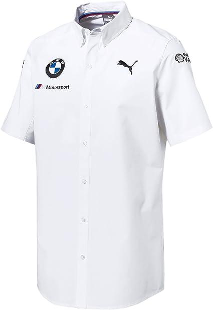 PUMA - Mens BMW M Team Shirt