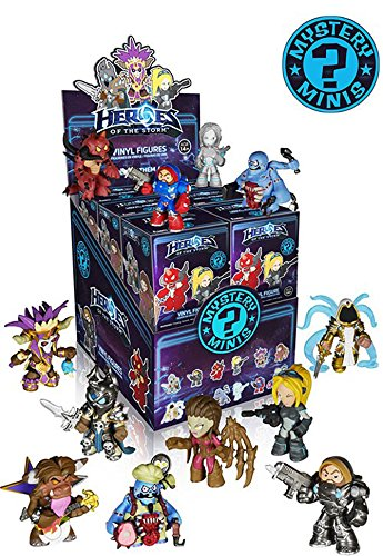 Warlord Games FNK4485 Blizzard - Hots Blind Box Mysteryminis