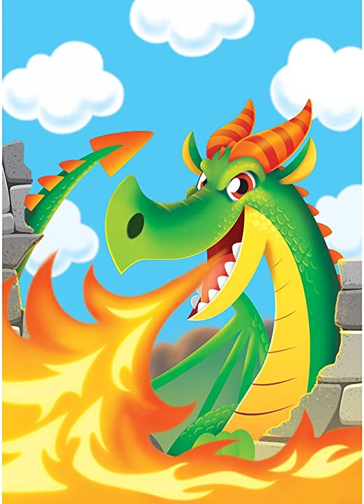 Dragons Party Loot Bags 8 Pack Birthday Supplies Treat Lolly Gifts