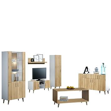 Wohnzimmer Komplett Bello Iv Elegantes Wohnzimmer Set Im