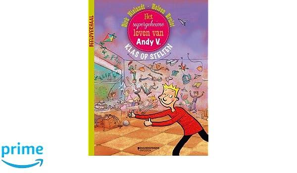 Klas op stelten (Het supergeheime leven van Andy V.): Amazon ...