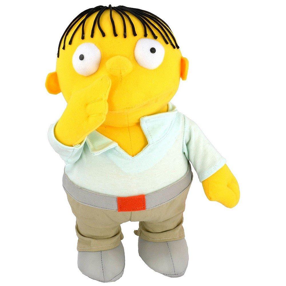 GUIZMAX Peluche Ralph Wiggum 31 cm la Simpsonshttps://amzn.to/2Jv0aPb