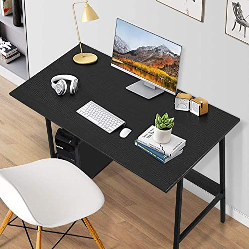 Best home office desk: VANSPACE 39″ Writing Study Desk