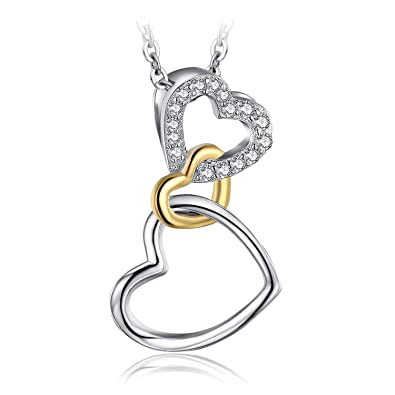 ee3245e87 Image Unavailable. Image not available for. Color: JewelryPalace 925  Sterling Silver Infinity Love ...