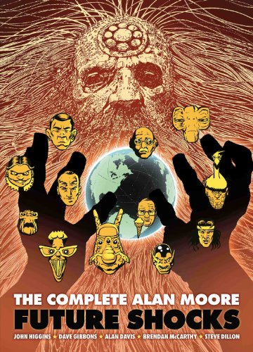 The Complete Alan Moore Future Shocks (English Edition)