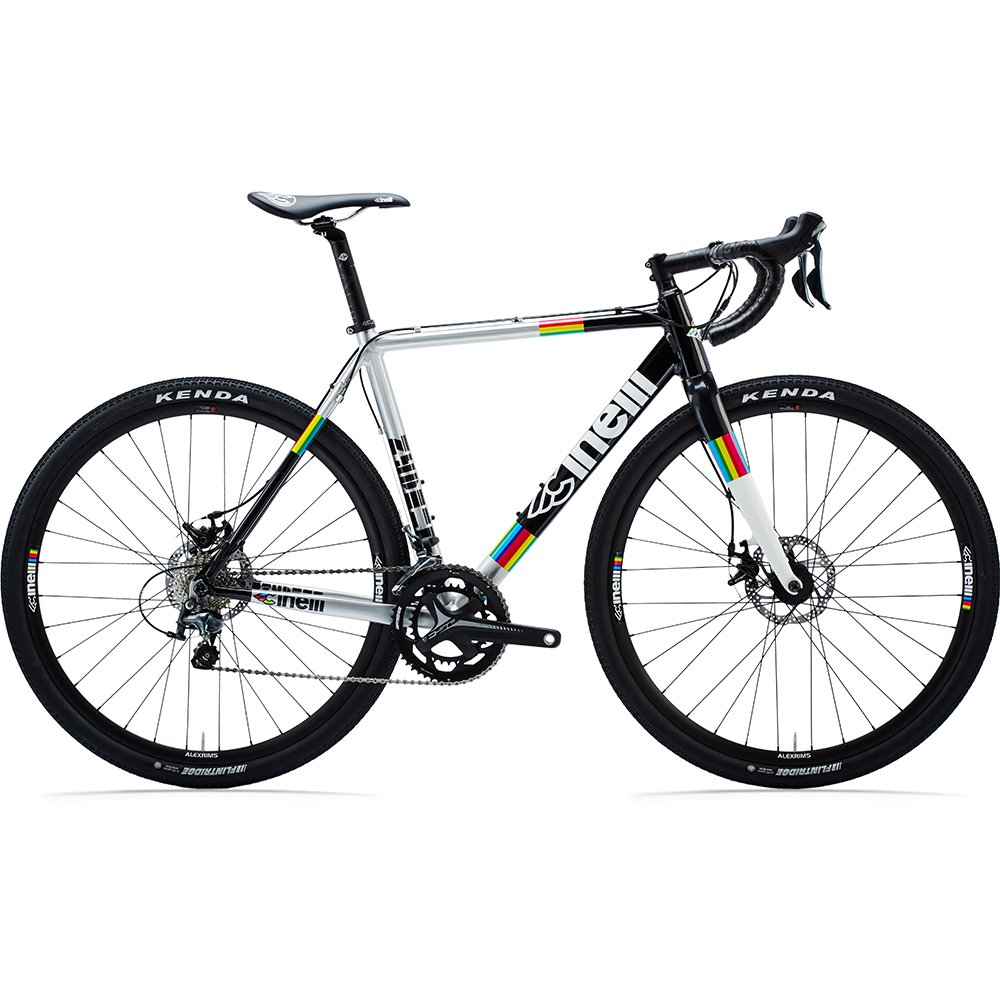 チネリZydeco / Tiagra Completeシクロクロスバイク – Lrg B06XCQLP9B