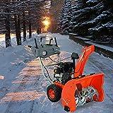 YARDMAX 66 cm (26 in.) Dual-Stage 7.0 HP 208 cc Gas Snow Blower(Model: YB6870)