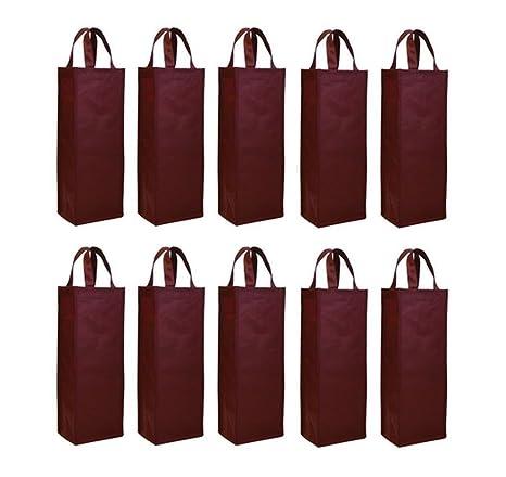 Non-woven 10 pcs reutilizable bolsa de bolsa térmica para ...