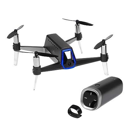 Shift IZI NanoDrone Camera 5MP FHD 1080P Patented 3D-Sensing Controller Autonomous Follow Me Mode 13 Mins Fly time Quadcopter UAV