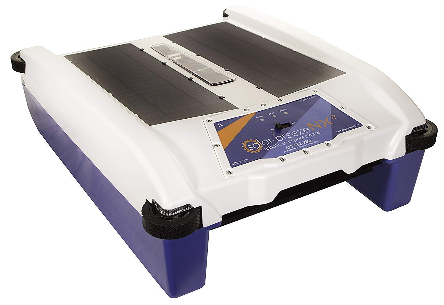 Solar Breeze – Automatic Pool Cleaner NX2 Cleaning Robot
