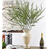 GT Artificial flowers Rosemary, geranium, green, plant, long sticks, plastic leaves