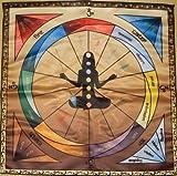 Chakra tablecloth set to work with the pendulum Pendulum + Opal by Wonderworld