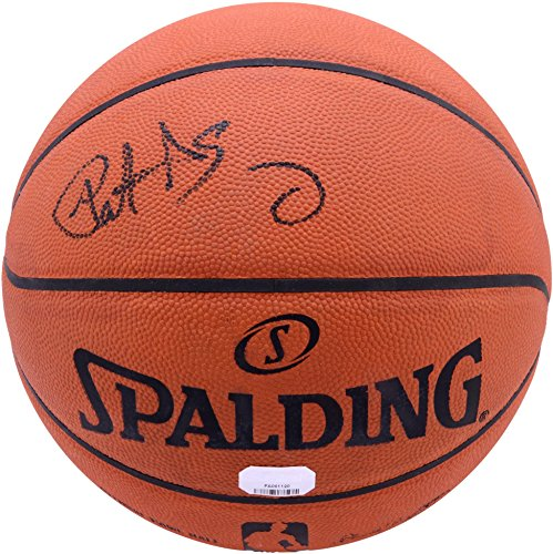 Patrick Ewing New York Knicks Autographed Pro Basketball - Fanatics Authentic Certified - Autographed Basketballs - Knicks Autographed Basketball