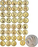 Presidential Coin Date Set 39 coins 2007 to date Uncirculated Washington - Ronald Reagan