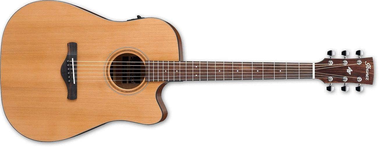 Ibanez Cutaway Guitarra western Art Madera preamplificador bajo ...