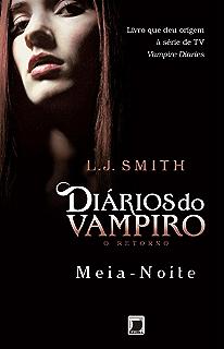livro anoitecer diarios do vampiro