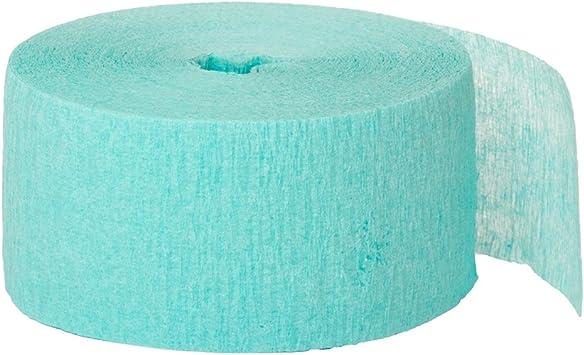 Unique Industries 6358 Decoration Party-Deko Sea Foam Green Papier