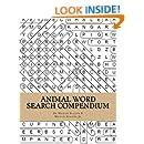 Animal Word Search Compendium