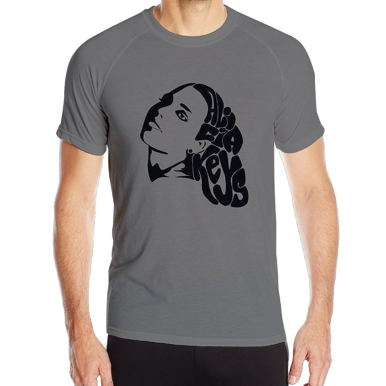 Man Animal With Alicia Keys T Shirt Printing