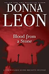 Blood from a Stone (Commissario Brunetti Book 14) Kindle Edition