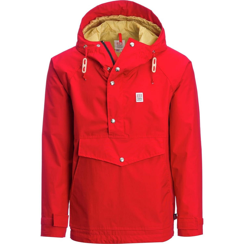 トポデザイン メンズ ジャケット&ブルゾン Anorak Jacket [並行輸入品] B07BVJSR2V  XL