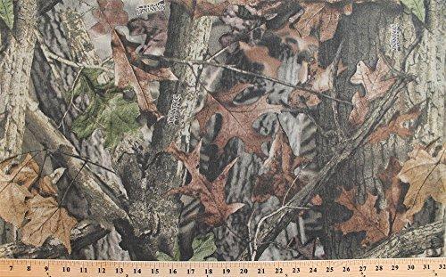 - Advantage Timber Sweatshirt Fleece Camouflage Blend Fabric by the Yard (6072r-10k)