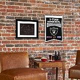 NFL Oakland Raiders Super Bowl Champions Banner
