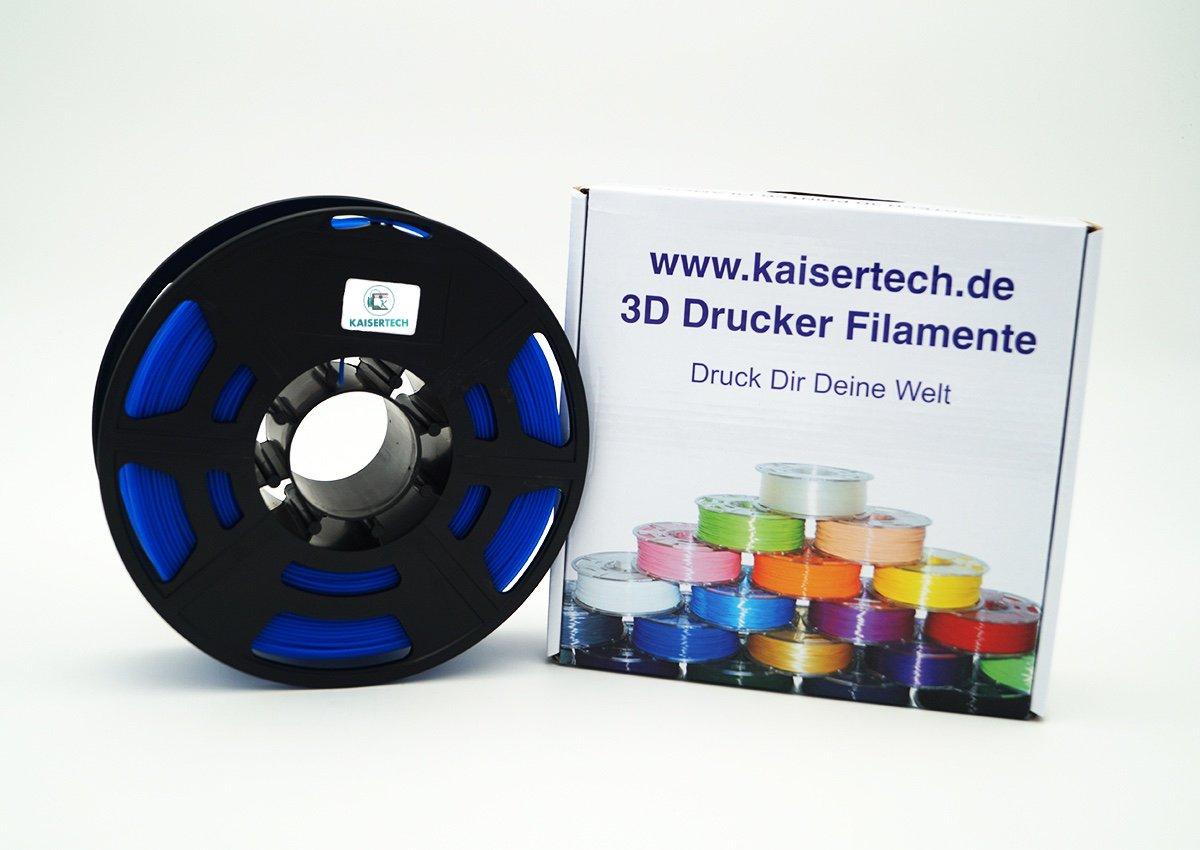 Kaiser Tech filamento para impresora 3d 1 kg 1.75 mm PLA Azul ...