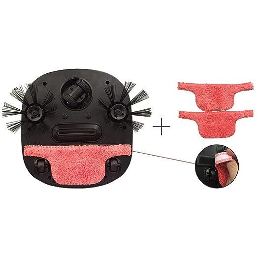 Robotic Aspiradora con Lavado/aspirar/Deslizar suelo Lavado, Home ...