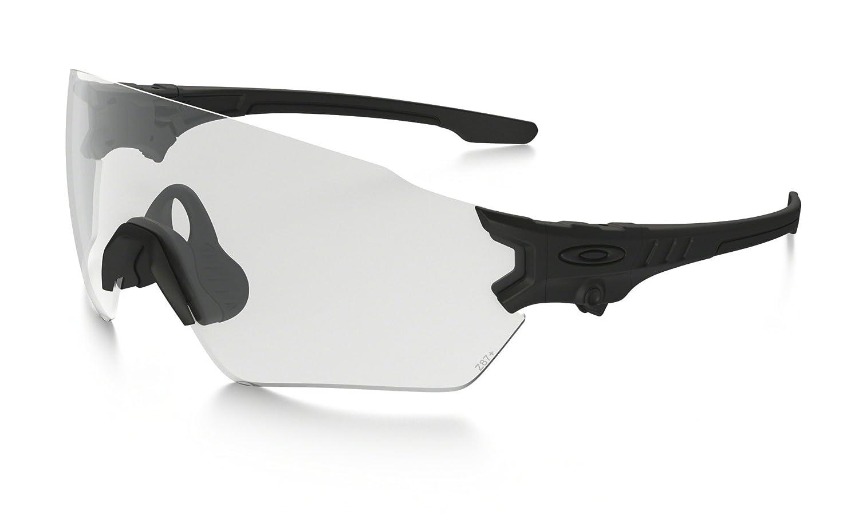 Amazon.com: Oakley Tombstone Spoil Industrial Sunglasses Matte BLK ...