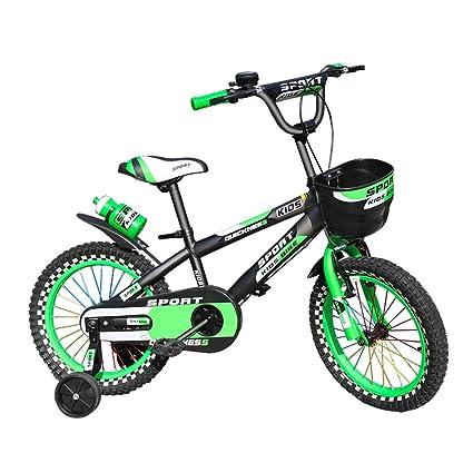 Bicyclehx 12/14/16 Pulgadas Bicicleta de Pedales de Montaña Neumáticos Gruesos Aleación Bicicleta