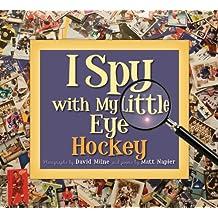 I Spy With My Little Eye: Hockey